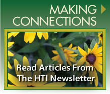 Horticultural Therapy Institute's  Newsletters