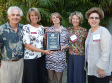 Horticultural Therapy Institute Award